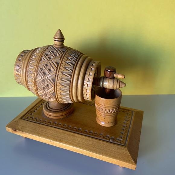 Ukrainian Woden Craft Souvenir  handicraft